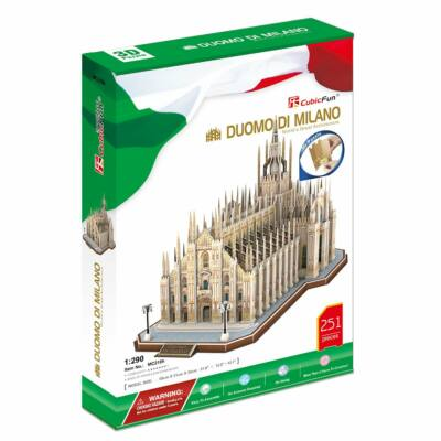 3D puzzle Milánói dóm  (251 db-os)