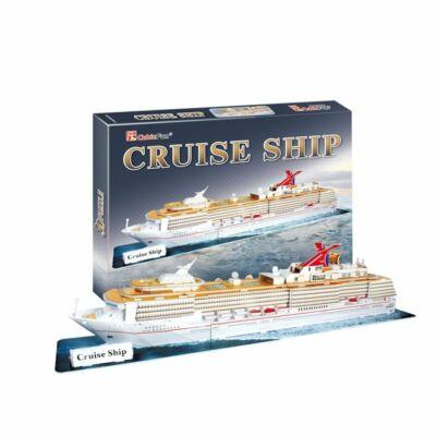 3D puzzle Óceánjáró hajó (86 db-os)