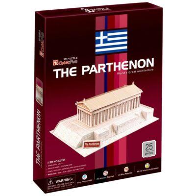 3D puzzle Parthenon (25 db-os)