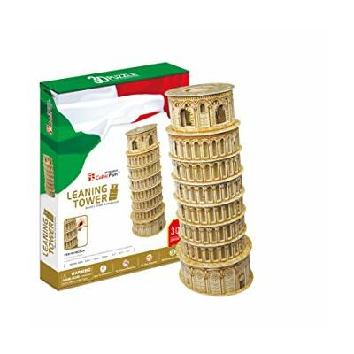 3D puzzle Pisa-i ferde torony (30 db-os)