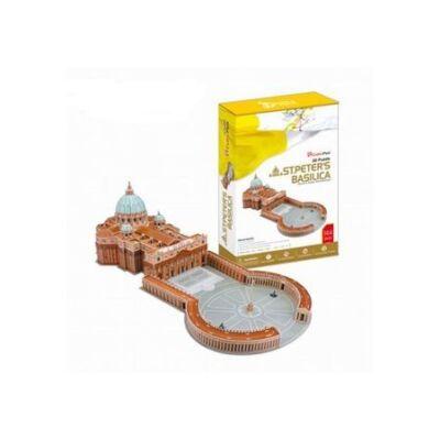 3D puzzle Szent Péter-bazilika (144 db-os)