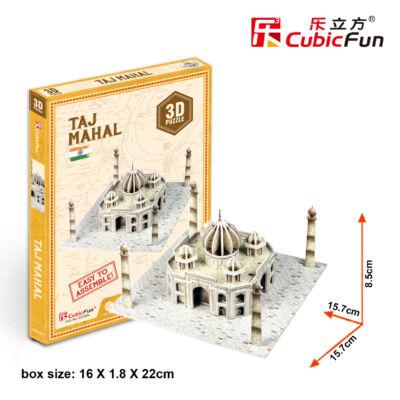 3D puzzle Tádzs Mahal (39 db-os)