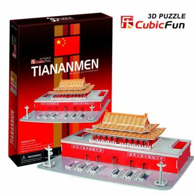 3D puzzle Tienanmen (61 db-os)