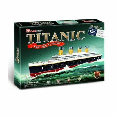 3D puzzle Titanic (35 db-os)