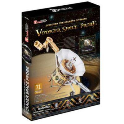 3D puzzle Voyager űrszonda (71 db-os)