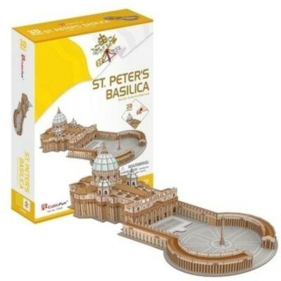 3D puzzle Szent Péter Bazilika (67 db-os)