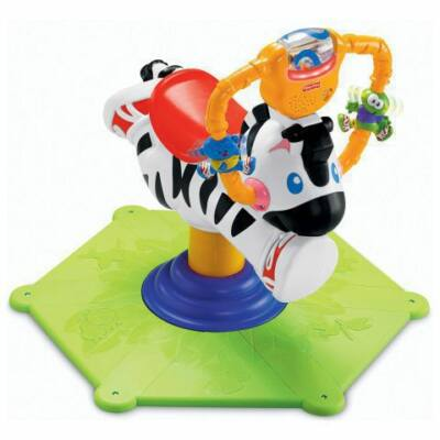 Ugráló zebra