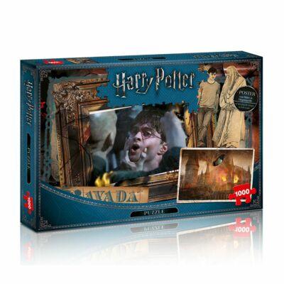 Harry Potter világa - Avada Kedavra 1000 db-os puzzle