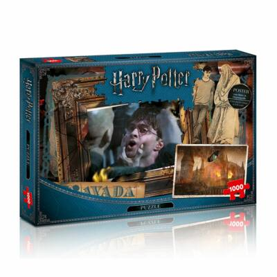 Harry Potter puzzle - Avada Kedavra (1000 db)