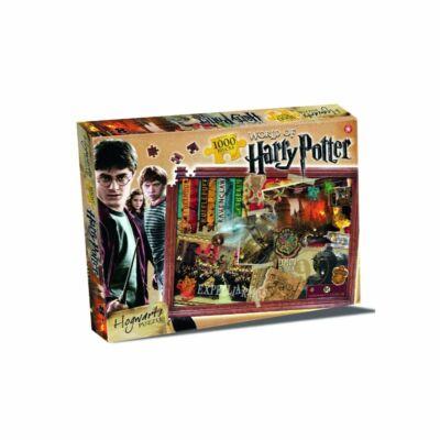 Harry Potter világa - Hogwarts / Roxfort 1000 db-os puzzle