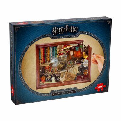 Harry Potter puzzle - Hogwarts / Roxfort (1000 db)