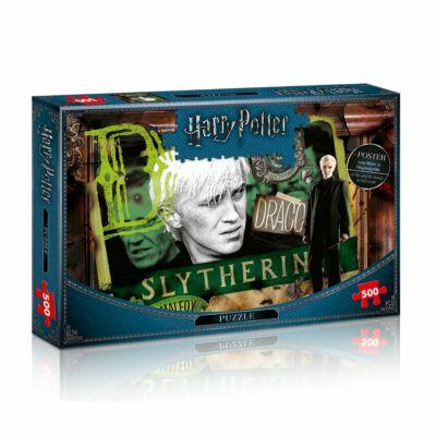 Harry Potter puzzle - Slytherin / Mardekár (500 db)