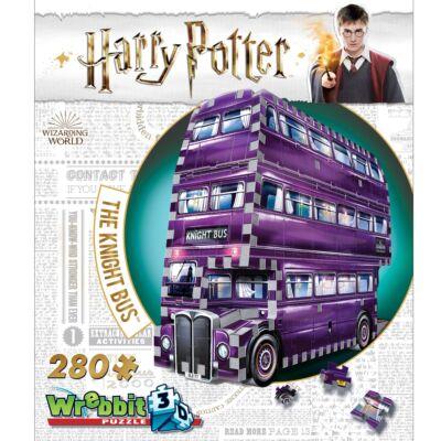 3D habszivacs puzzle Harry Potter-Kóbor Grimbusz