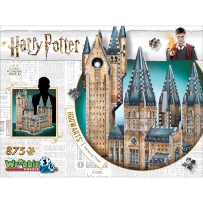 3D habszivacs puzzle Harry Potter -csillagvizsgáló torony