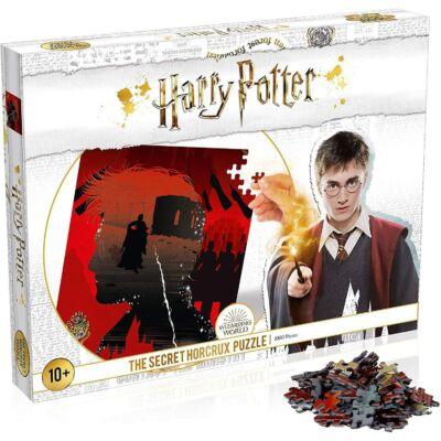 Harry Potter puzzle - The Secret Horcrux