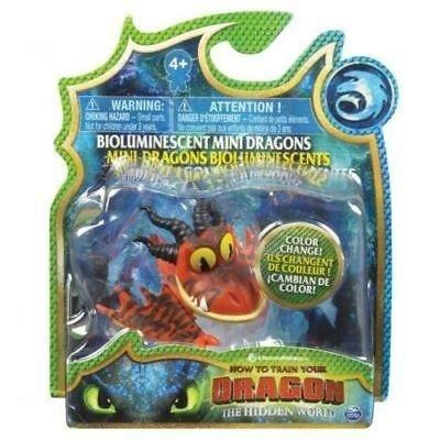 Foszforeszkáló, színváltó mini sárkányok: Hookfang