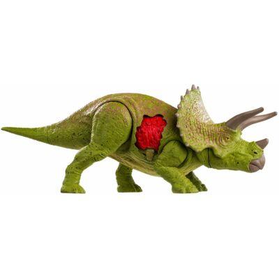 Jurassic World dínók harci sérülésekkel