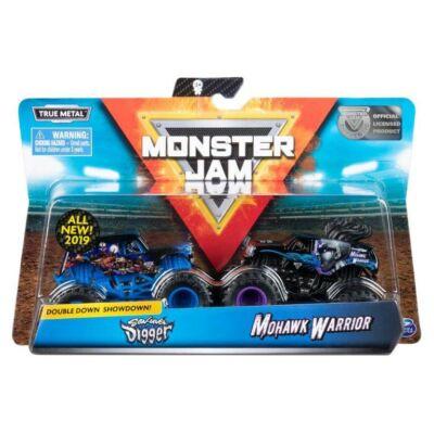 Monster Jam-Mohawk Warrior