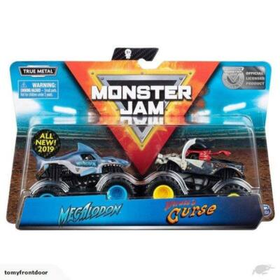 Monster Jam-Pirate's Curse