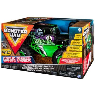 Monster Jam RC-Grave Digg