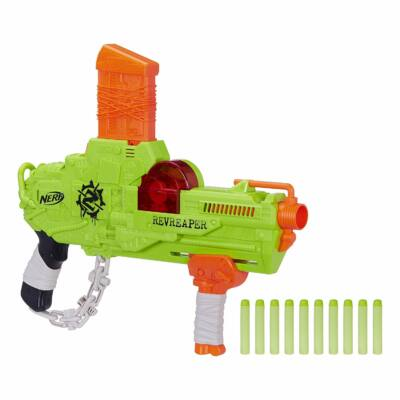 Nerf Zombie Strike Revreaper Kilövő