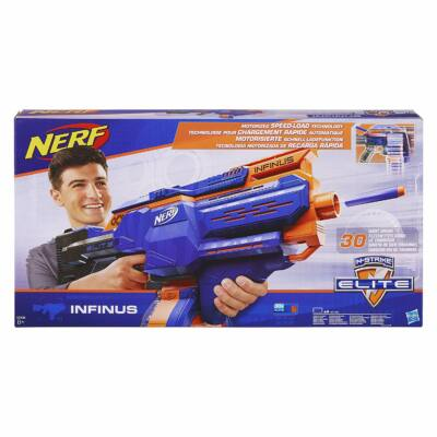 Nerf Infinus Kilövő