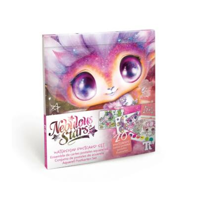 Nebulous Stars Kifesthető képeslap (B)