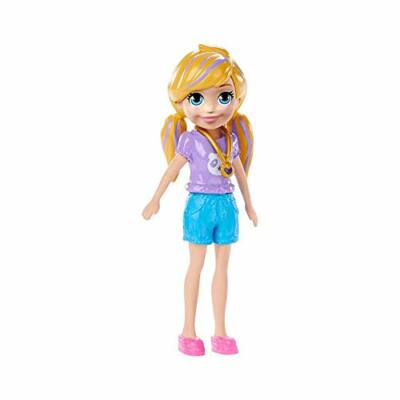 Polly Pocket baba polc displayben (D)