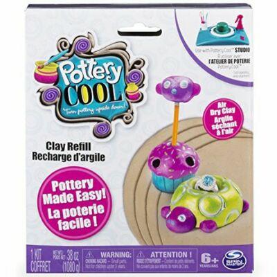 Pottery Cool - Kerámia készítő agyag