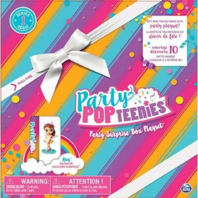 Party popteenies nagy szett