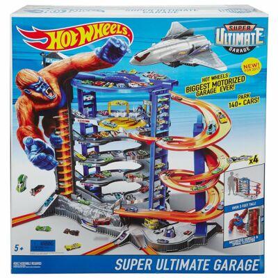Hot Wheels - Super Ultimate garázs