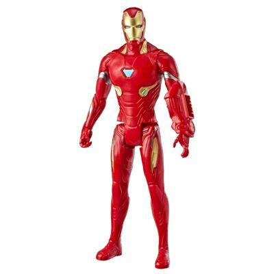 Avengers Titán Hősök: Vasember Figura