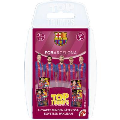 FC Barcelona Top Trumps