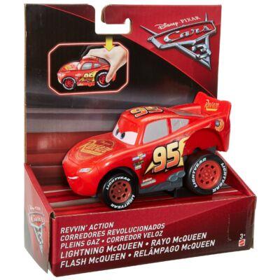 Verdák 3 felhúzható autók - Lightning McQueen