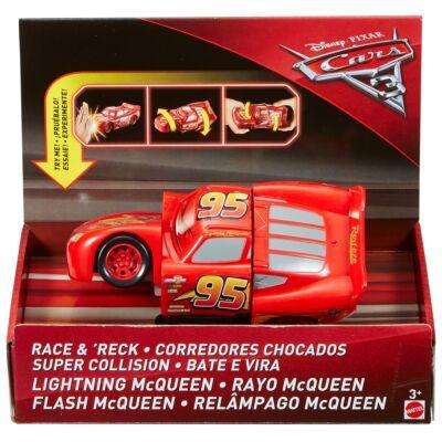 Verdák 3 karambol autók - Lightning McQueen
