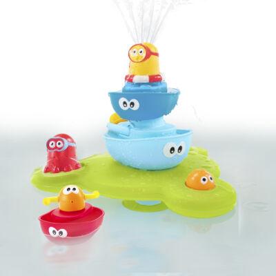 Yookidoo fürdőjáték - Torony szökőkút