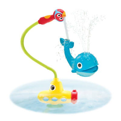 Yookidoo fürdőjáték - Bálnás zuhanyállomás