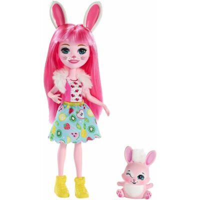Enchantimals baba állatkával (Bree Bunny)