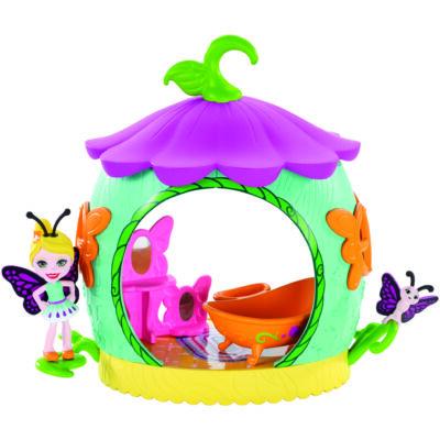 Enchantimals Petal Park házikói játékszett (Baxi Butterfly)
