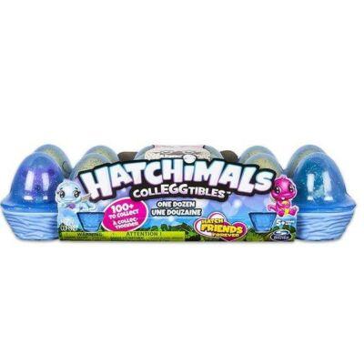 Hatchimals: 12 darabos készlet dobozban
