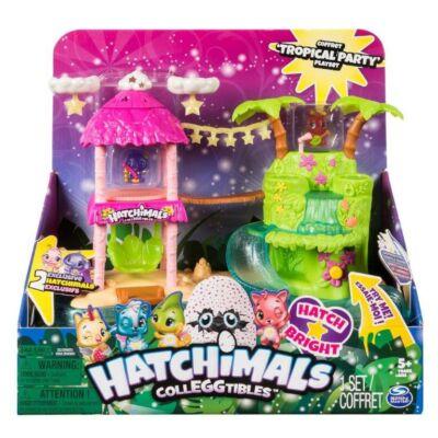 Hatchimals Trópusi Party Szett