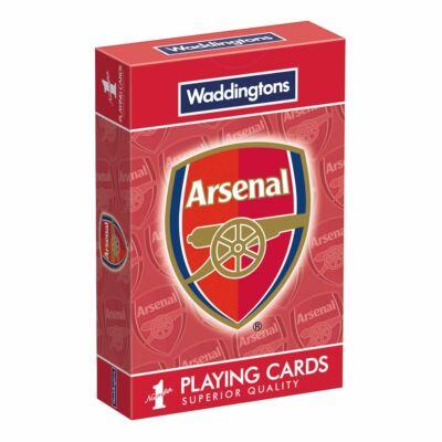 Arsenal focicsapat franciakártya