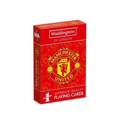 Manchester United focicsapat franciakártya
