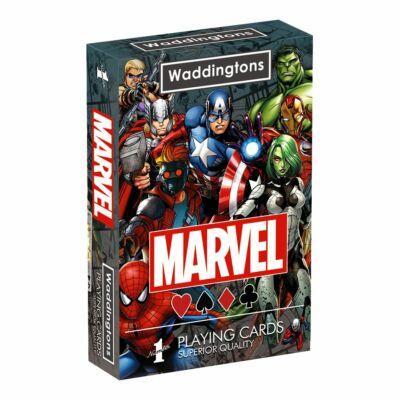 Marvel Universe franciakártya