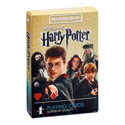 Harry Potter franciakártya