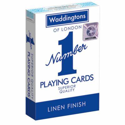 Kék pakli kártya