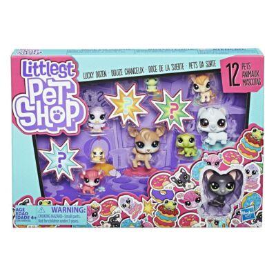 Littlest Pet Shop: Szerencsés Kiskedvencek (E2072)