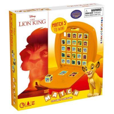 Lion King MATCH társasjáték