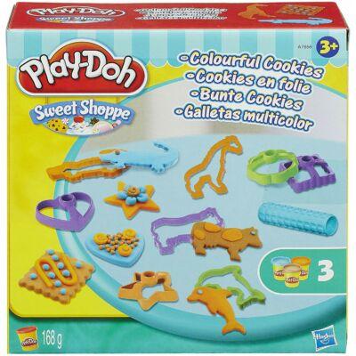 Play-Doh Színes Sütik Készlet
