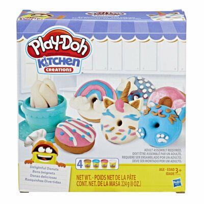 Play-Doh Falnivaló Fánkok Készlet